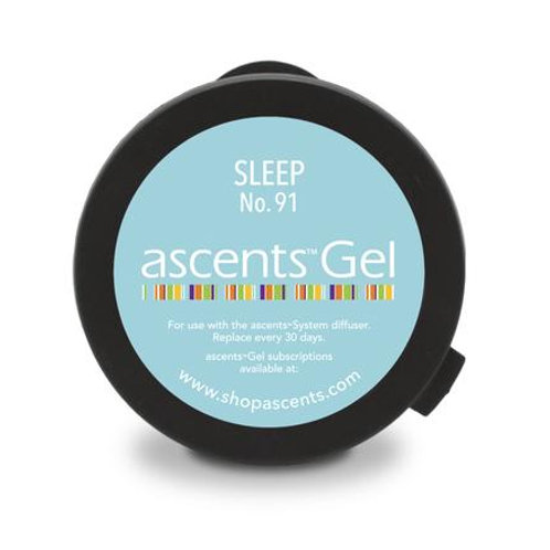 Sleep No. 91 Ascents® Solid Essential Oil Gel