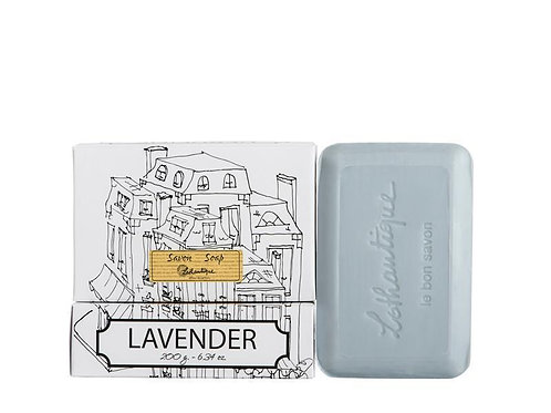 Lothantique Bar Soap Lavender 200g