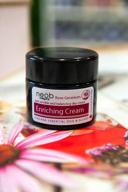 Rose Geranium Enriching Cream