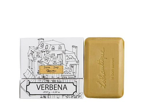 Lothantique Bar Soap Verbena 200g