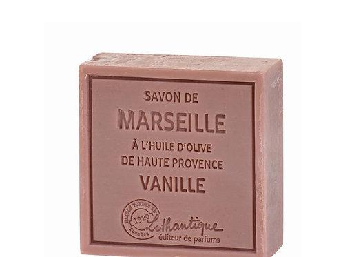 Les Savons de Marseilles Vanilla Soap 100g