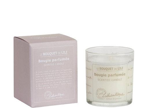Lothantique Le Bouquet de Lili Scented Candle 140g