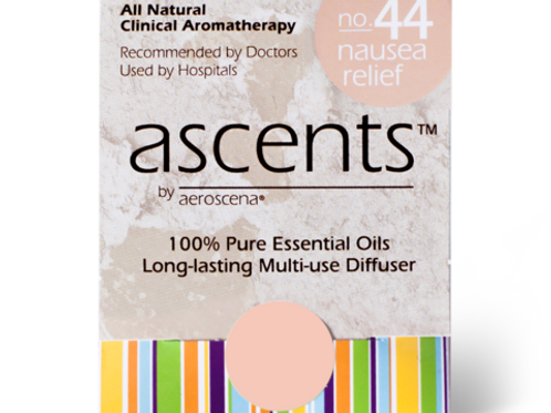 Nausea Relief No. 44 Ascents® Essential Oil Inhaler