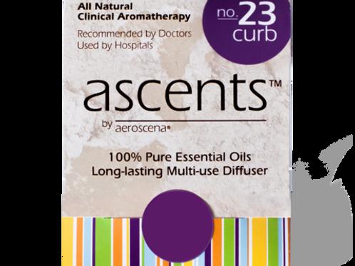 Curb No. 23 Ascents® Essential Oil Inhaler