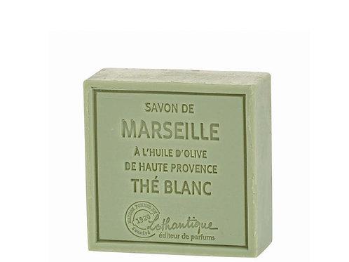 Les Savons de Marseilles White Tea Soap 100g