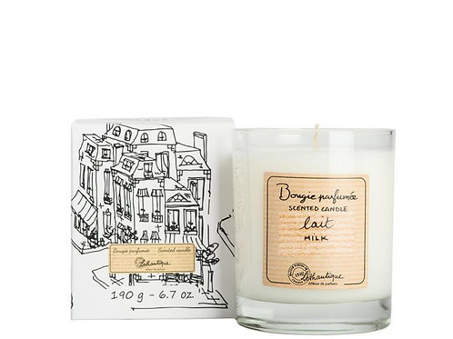 Lothantique Scented Candles Milk 190g