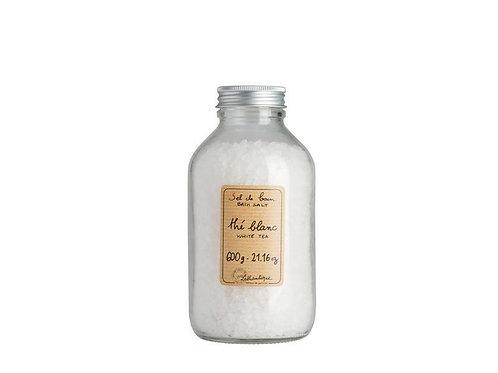 Lothantique Bath Salts White Tea 600g