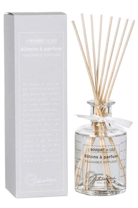 Lothantique Le Bouquet de Lili Fragrance Diffuser 200ml