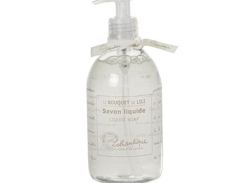 Lothantique Le Bouquet de Lili Liquid Soap 500ml