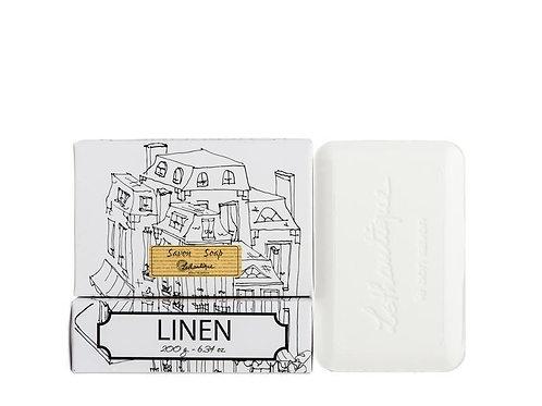 Lothantique Bar Soap Linen 200g