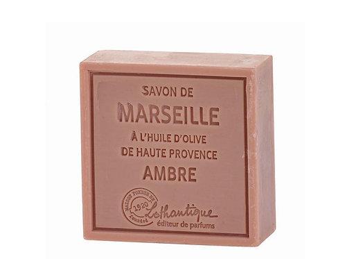 Les Savons de Marseilles Amber Soap 100g