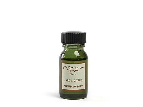 Christian Tortu Refresher Oil Jardin Citrus 15ml