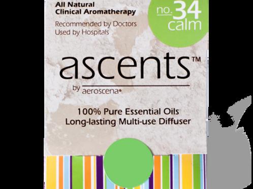 Calm No. 34 Ascents® Essential Oil Inhaler