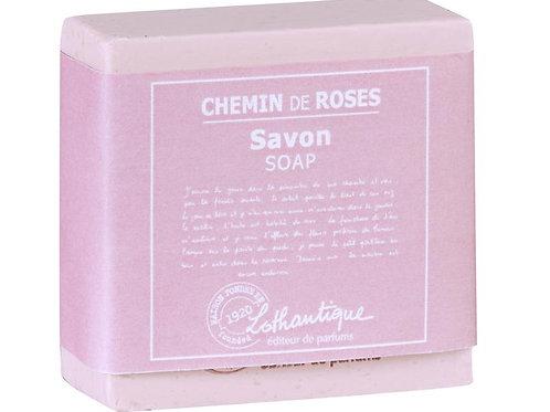 Lothantique Chemin de Roses Soap 100g