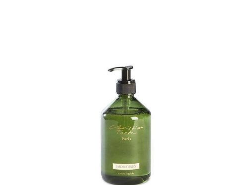 Christian Tortu Liquid Soap Jardin Citrus 500ml