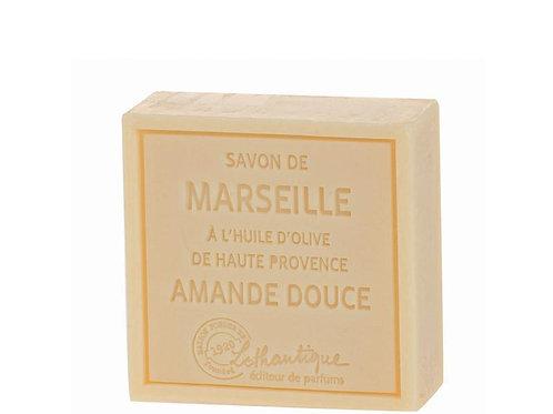 Les Savons de Marseilles Sweet Almond Soap 100g
