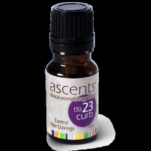 Curb No. 23 Ascents® Liquid Essential Oil Formula (10ml)