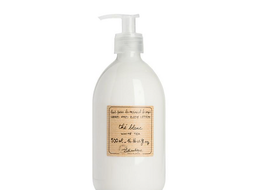 Lothantique Hand & Body Lotion White Tea 500ml