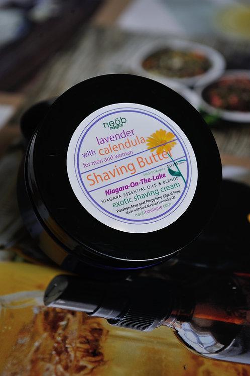 Lavender & Calendula Shaving Butter 120ml