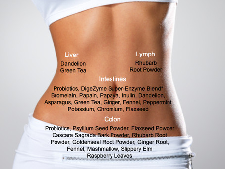 Cleansing for a Strong Immunity: 70% of the immune system resides in the gut.