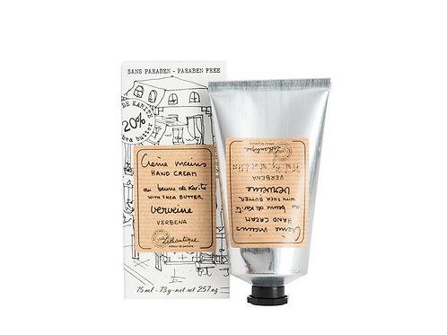 Lothantique Hand Cream Verbena 75ml