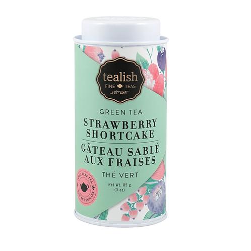 Strawberry Shortcake - Tin