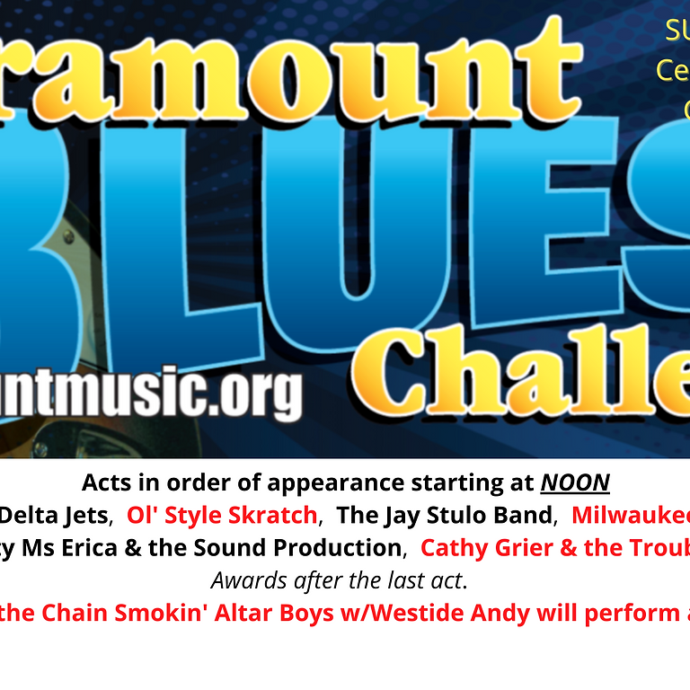 Party in the Park - Paramount Blues Challenge