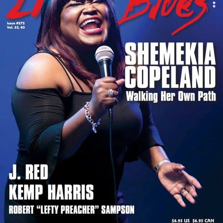 Blues Powerhouse Shemekia Copeland