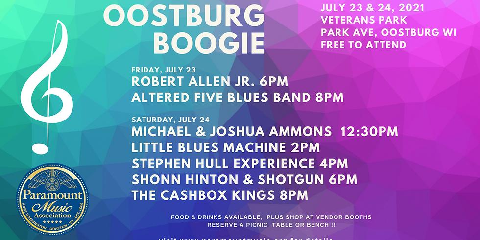 Oostburg Boogie