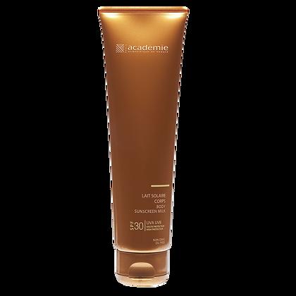 Academie Body Sunscreen Milk High Protection Spf 30 - 150 ML