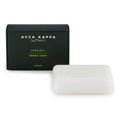Acca Kappa Cedro Vegetable Based Soap - 100 GR