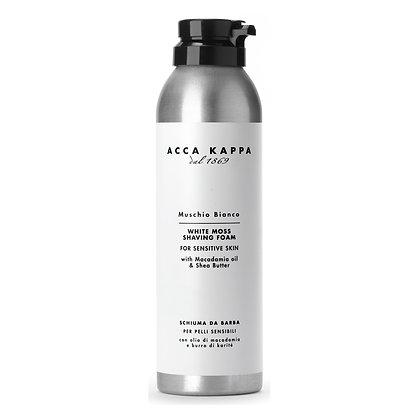 Acca Kappa White Moss Shave Foam - 200 ML