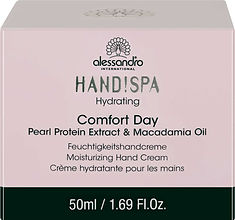 COMFORT DAY - PEARL PROTEIN EXTRACT & MACADAMIA OIL