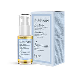 SUPERPLEX Blonde Booster Restoring & Radiance Oil 30ml