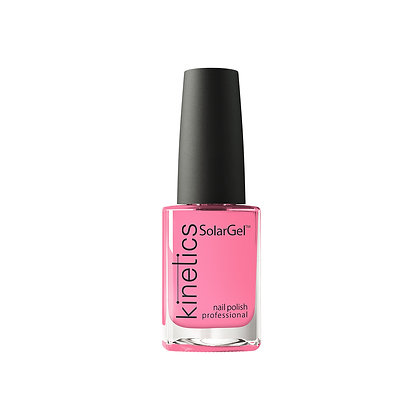 Kinetics SolarGel Polish Unfollow Pink #423 - 15 ML