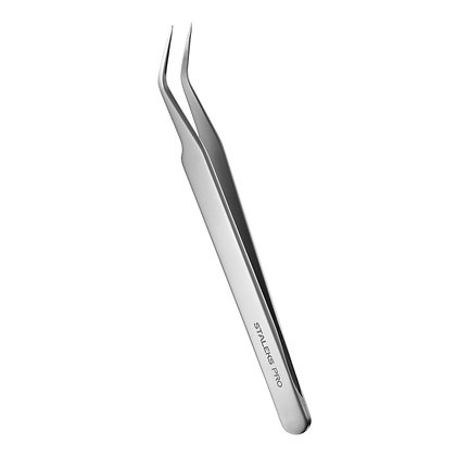 STALEKS Expert 30/1 Angled Tweezers For Modelling Curved