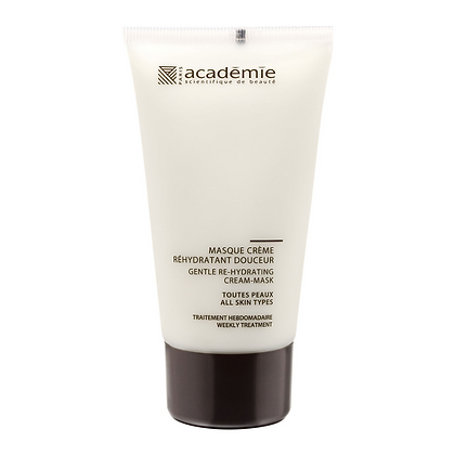 Academie Gentle Re-Hydrating Cream-Mask - 75 ML