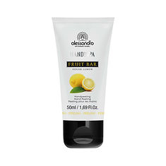 alessandro Fruit Bar Hand Peeling Sugar Lemon - 50 ML