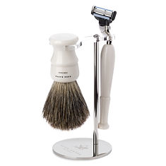 Acca Kappa Design Resina Shaving Set