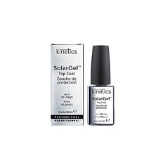 Kinetics SolarGel Top Coat - 15 ML