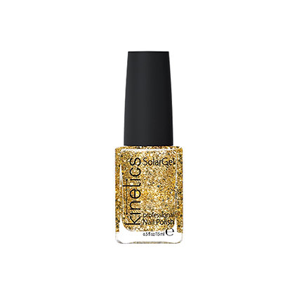 Kinetics SolarGel Polish Goldy #259 - 15 ML