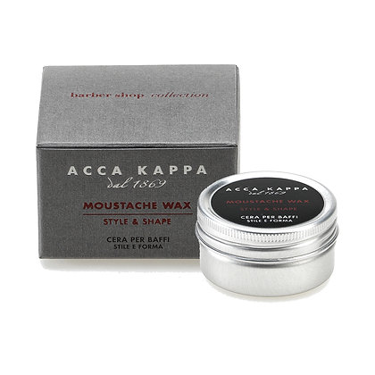 Acca Kappa Mustache Wax - 15 ML