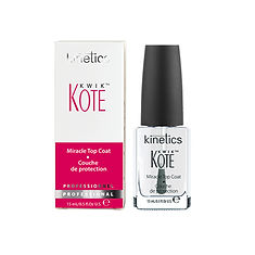Kinetics Kwik Kote Miracle Top Coat  - 15 ML