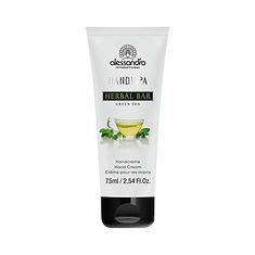 alessandro Herbal Bar Hand Cream Green Tea - 75 ML