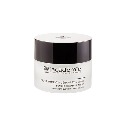 Academie Oxygenating And Stimulating Anti-Pollution Care - 50 ML
