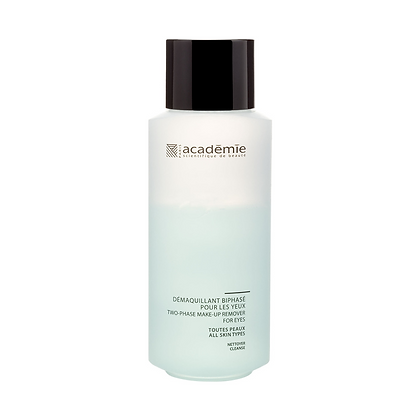 Academie Two-Phase Make-Up Remover For Eyes - 250 ML