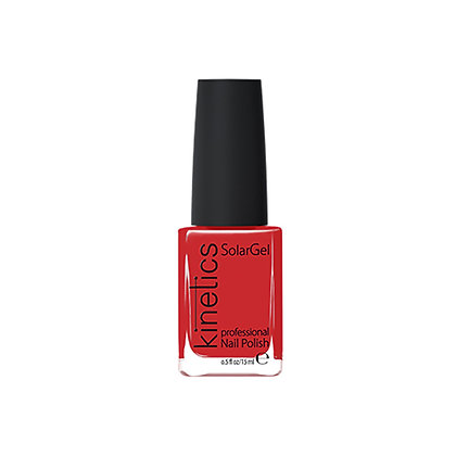 Kinetics SolarGel Polish Bonnie Red #076 - 15 ML