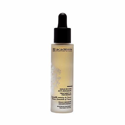 Academie Treatment Oil For Redness - 30 ML