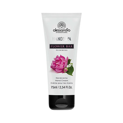 alessandro Flower Bar Hand Cream Pashmina - 75 ML