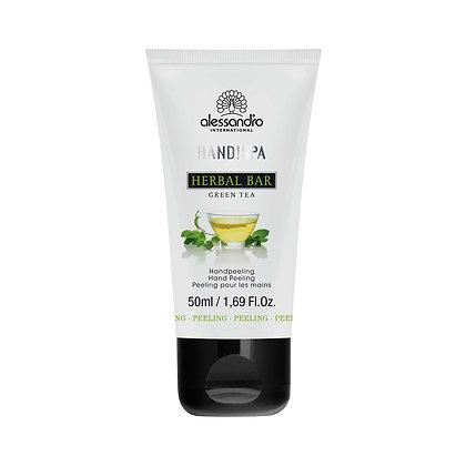 alessandro Herbal Bar Sugar Peeling Green Tea - 50 ML